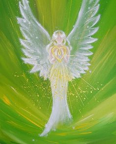 Limited angel art photo feeling the love of the door HenriettesART