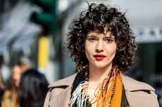 Haircut Inspiration for Curly Hair, Short Hair, Bangs, and More: Lipstick.com