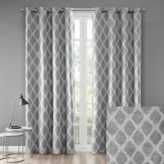 Ikat Curtains, Grommet Curtains, Colorful Curtains, Window Curtains, Curtains Living, Pattern Curtains, Elegant Curtains, Bedroom Curtains, Drapery