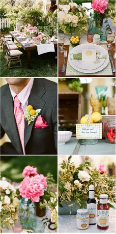 Kinser Event Company: Vintage, Shabby~Chic Wedding Shoot