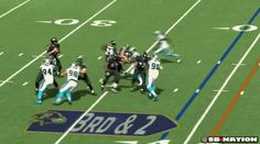"""Steve Smith catches tipped pass in stride fortouchdown- http://getmybuzzup.com/wp-content/uploads/2014/09/371095-thumb.gif- http://getmybuzzup.com/steve-smith-catches-tipped/- By Seth Rosenthal Look, Steve Smith found a football!  It's so seamless it almost looks like a cool touch-pass trick play.  …read more Let us know what you think in the comment area below. Liked this post? Subscribe to my RSS feed and get loads more!"""": Sbnation - #Sports, #SteveSmith"""