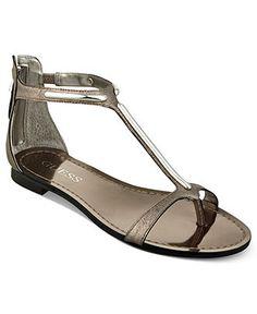 GUESS Shoes, Flent Sandals - Sandals - Shoes - Macy's