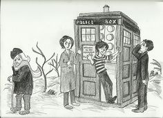 the first crew of the TARDIS