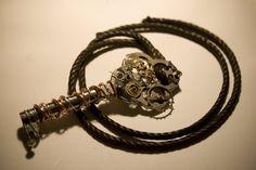 Steampunk locks | Steampunk Key Necklace - by ~IskaDesign on deviantART