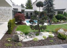 Galéria | Záhradníctvo Garden Team Sidewalk, Gardening, Plants, Lawn And Garden, Sidewalks, Plant, Pavement, Walkways, Planting