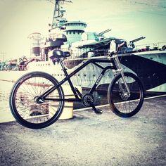Wingman Bobber. #bicycle #bike #cruiser #bobber