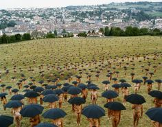 Aurillac 1 (France), 2010 Spencer Tunick