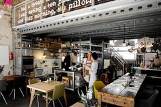 Restaurant Proef in Amsterdam | Places we Know