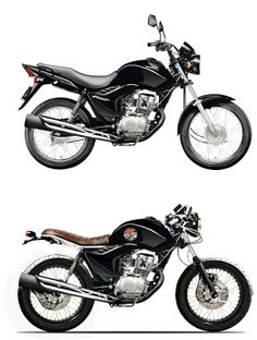 Exceptional custom bikes images are readily available on our web pages. Cafe Racer Honda, Mash Cafe Racer, Cg 125 Cafe Racer, Estilo Cafe Racer, Cafe Racer Style, Cafe Racer Bikes, Motos Yamaha, Honda Scrambler, Honda Motorcycles