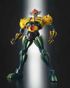 #transformer soul of chogokin - gx-42 kotetsushin jeeg