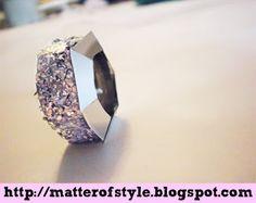 A Matter Of Style: DIY Fashion: MY DIY
