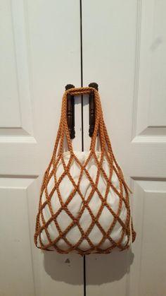 Slip Stitch Crochet, Diy Crochet, Crochet Home, Crochet Handbags, Crochet Purses, Crochet Market Bag, Sweet Bags, Handmade Beads, Knitted Bags