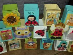 portalapices Activities For Kids, Activity Ideas, Craft Ideas, Arte Country, Make And Sell, How To Make, Vintage Wood, Ideas Para, Decoupage