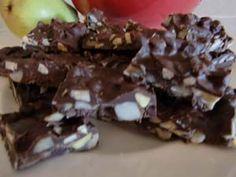 ... Chocolate Bark Recipe with optional addins: chili powder & cinnamon
