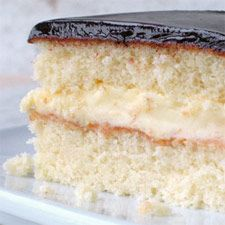 Boston Cream Pie (recipe here)