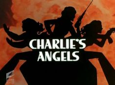 Charlie's Angels: so 70s!