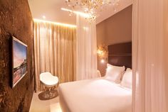 Legend Hotel (Paris, France) by Elegancia Hotels - Chambre Legend