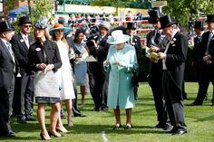 Queen Elizabeth II Photos - Royal Ascot 2015 - Day 3 - Zimbio