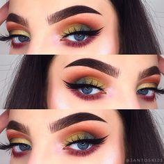 "204.6k Likes, 576 Comments - Anastasia Beverly Hills (@anastasiabeverlyhills) on Instagram: ""• s u b c u l t u r e • @jantoski23 B R O W S #Dipbrow in Ebony E Y E S Subculture palette…"""