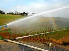 Aspersor Canhão Turbinado para irrigação modelo S60E www.loja.gbctrade.com.br - YouTube Centrifugal Pump, Ranch, Country Roads, Sprinklers, Tractor, Farming, Youtube, Templates, Irrigation