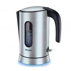 PHILIPS HD4690/00 Ο βραστήρας αυτός  μπορεί να ζεστάνει 1,5 λίτρα νερού σε λιγότερο από 45 δευτερόλεπτα και έχει ισχύ 2400W.