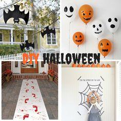 Ideas fáciles para Halloween