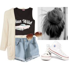 """Run Wild"" by girls-got-class on Polyvore"
