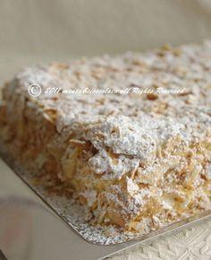 Una Torta Delicatissima con un nome imponente!!..Torta Napoleone!