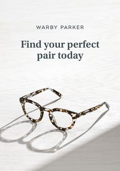 Feast your eyes on the newest of the new: our just-released eyeglasses. Find your perfect pair today! - Tap the LINK now to see all our amazing accessories, that we have found for a fraction of the price Cute Glasses, New Glasses, Glasses Frames, Johny Depp, Fashion Eye Glasses, Four Eyes, Eye Frames, Warby Parker, Thing 1