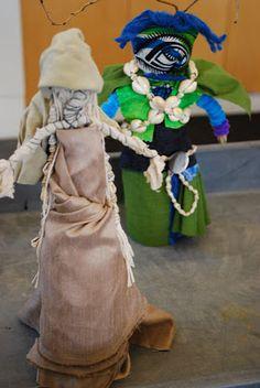 Make It... a Wonderful Life: More Fiber Art Figurines