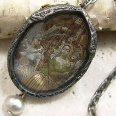 Fairy Twilight Necklace by Parrish Relics