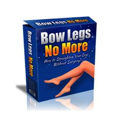 """The guidebook was designed by Sarah Brown, a bow legs sufferer for over two decades, the """"Bow Legs No More"""" is guidebook that reveals home natural methods and a set of easy workouts that would assist fix your knocked knees or bow legs for great, so you can finally have beautiful legs and perfectly straight without undergoing any surgery. Page: e-prohomehealthca..."""