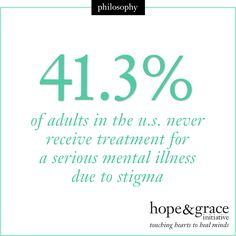 the stigma surrounding mental health issues is a major barrier to addressing this global challenge. one of the best ways you can help someone with mental illness is by understanding what it is, and what it isn't.