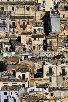 Sicilian Houses   View On Black   Ionut Iordache   Flickr