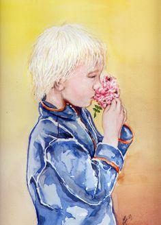 Rakas-Akvarelli