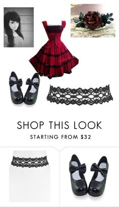 """""""Untitled #65"""" by candy-lover12 ❤ liked on Polyvore featuring Vanessa Mooney"""