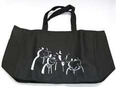 Kickstarter Tote Bags I WANT THE MIDNIGHT CREW ONE!