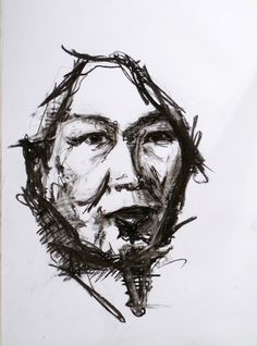 Charcoal no.110 Lee Woodman 2014