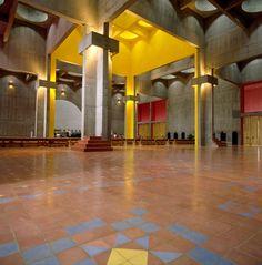 Catedral Metropolitana de Managua Ricardo Legorreta