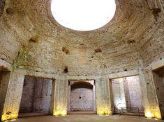 domus aurea rome rotating room