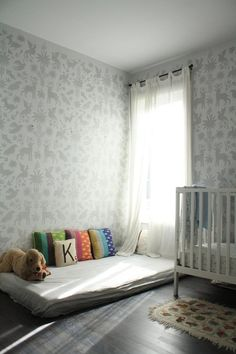 from A Gallery of Children's Floor Beds