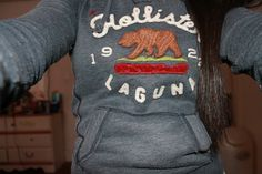 another cute hollister sweater