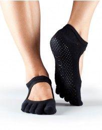 TOE SOX Full Toe Bella Grip Socks