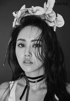 Gayoon 4minute - Arena Homme Plus Magazine January 2016