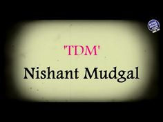 Sweet gesture from ArtistAloud.com, for making the 'lyrics' video of my 2010 single release- TDM(Tere Dil Mein). Thanks guys!   Nishant Mudgal - TDM - ArtistAloud