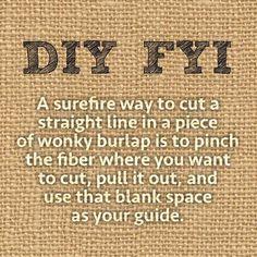 DIY FYI
