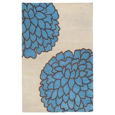 I pinned this Artesia Rug from the Room Refresh event at Joss and Main!