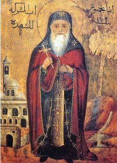 Pachomius, died 348  Father of Spiritual Communal Monastic Life.  Before Pachomius, hermits would live in solitary cells in the desert.  Pachomius gathered them in a community where they held all things in common and prayed together.  His rule influenced both Basil the Great (14 Jun 379) and Benedict (11 Jul 547) who are accounted the founders of Eastern and Western monasticism respectively.