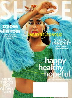 SHAPE MAGAZINE NOVEMBER 2020 TRACEE ELLIS ROSS STRONG IMMUNITY GUIDE BODY HEALTH