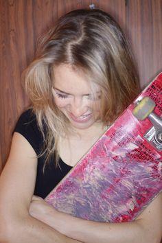 Dans la valise d'Hayley Edmonds, journaliste sports extrêmes